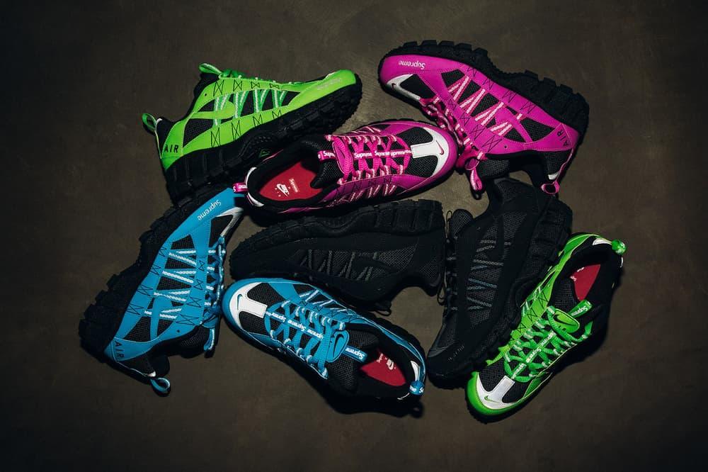 Trail Runners Patta Asics Sneakers Nike Supreme Humara White Mountaineering adidas Crepe City Browns Gucci Pharrel NMD Hu Trail Air More Uptempo Air Force 2 Alyx Roa Fronteer Jon Tang Tim Sabajo adidas Running GEL-Mai