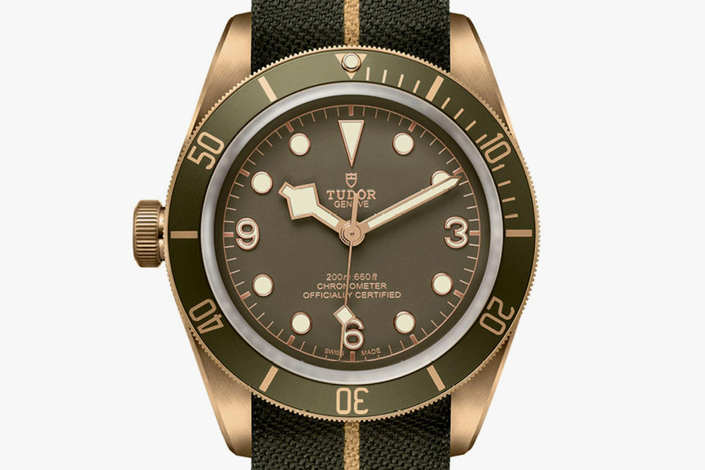 Tudor Black Bay Bronze Only Watch Charity Auction Most Expensive Paid for Ever All Time 2017