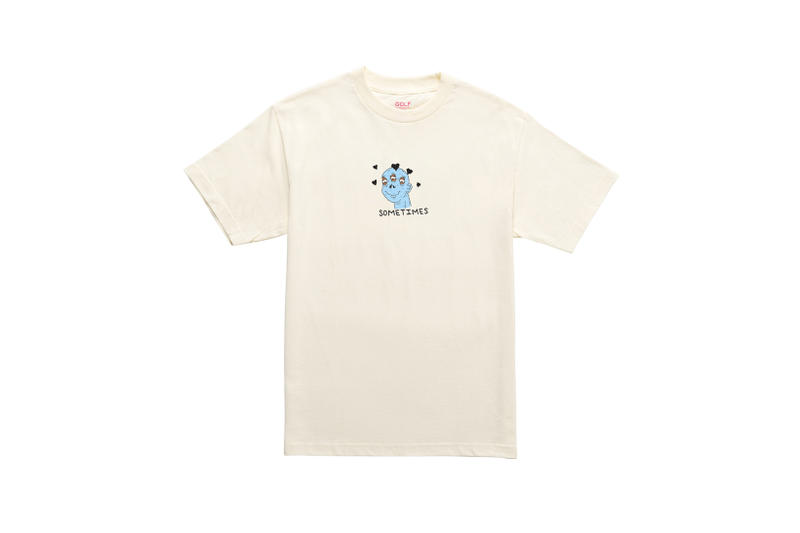 Golf Wang Tyler The Creator Fairfax Graphic Tee Find Some Time
