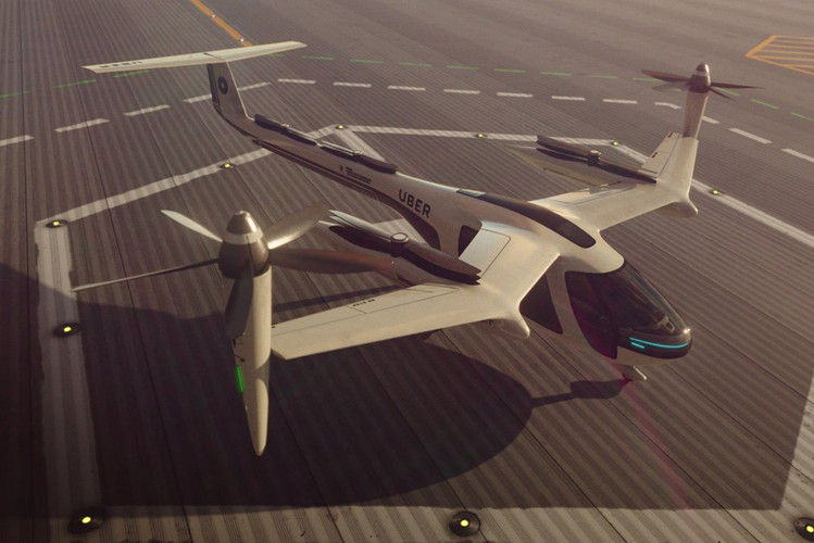 b746d3e8d8b34 Uber Is Introducing Flying Cars to Los Angeles by 2020