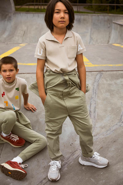 Unauthorized 2018 Spring Summer Collection Lookbook