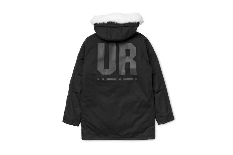 Underground Resistance Carhartt WIP Capsule Collection Collaboration Black White Detroit 2017 November 17 Release Date Info