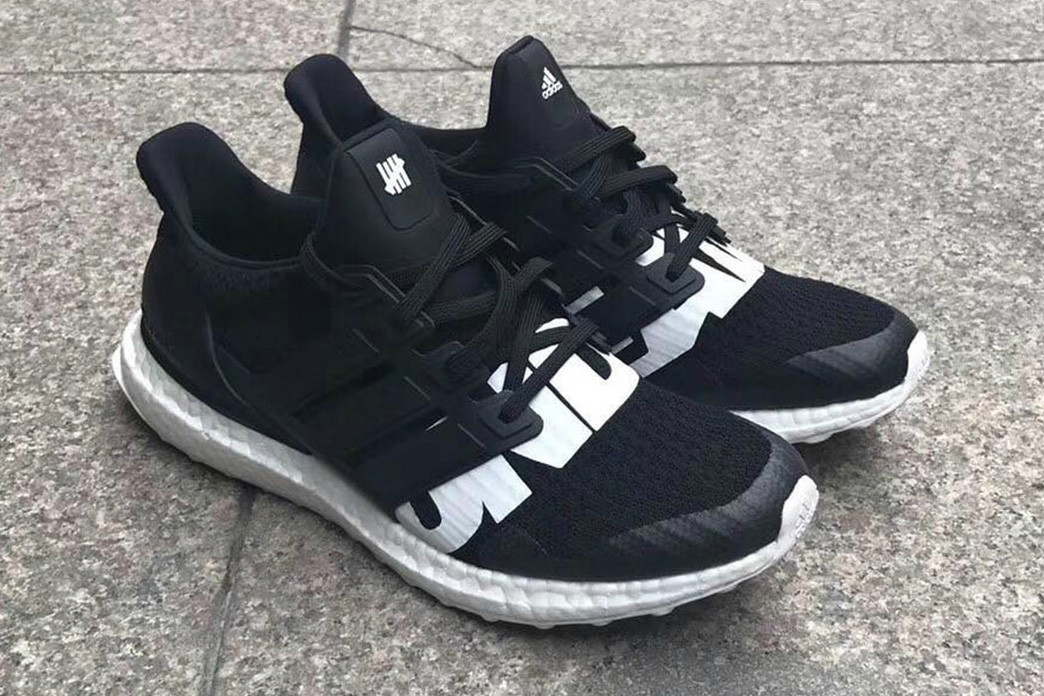 UNDEFEATED × adidas UltraBOOST Release