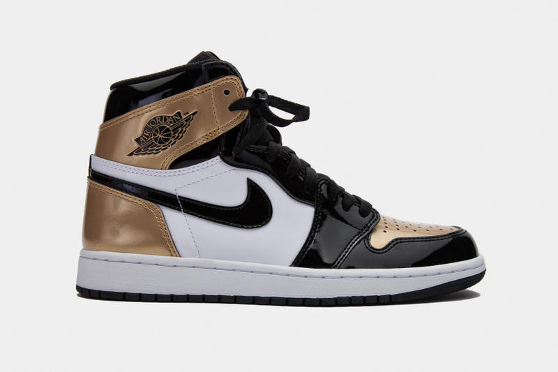 Union Los Angeles Air Jordan 1 Gold Top 3 Jordan Brand ComplexCon November Release