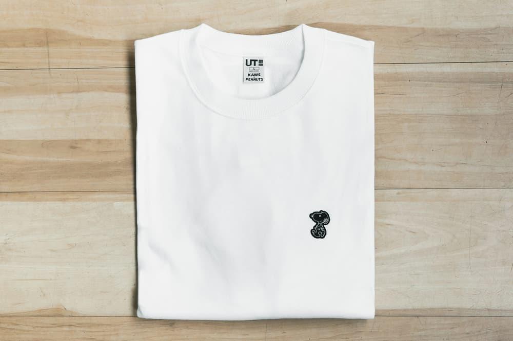KAWS Peanuts Uniqlo UT Apparel Clothing Plush Fashion