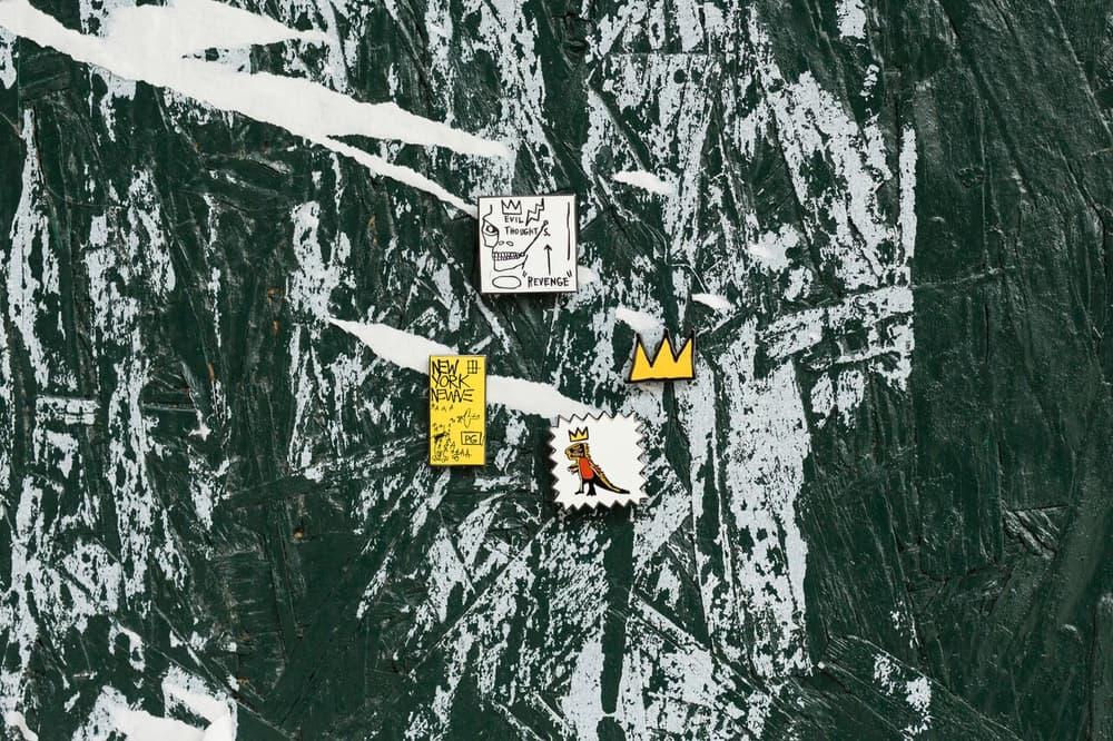 Uniqlo PINTRILL Basquiat Keith Haring Pins 2017 November Release Date Info SPRZ
