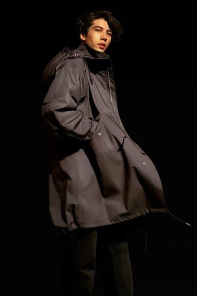Uniqlo U Fall Winter 2017 Collection Christophe Lemaire Lookbooks