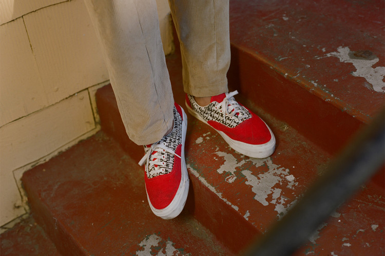e487f5da Here's an Exclusive Look at Fear of God & F.O.G.'s Collections With Vans ·  Footwear