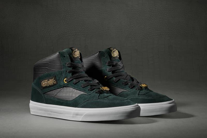 Vans Fall Winter 2017 Full Cab Steve Caballero Red Grey Black Scarab Green November Release Date Info Sneakers Shoes Footwear