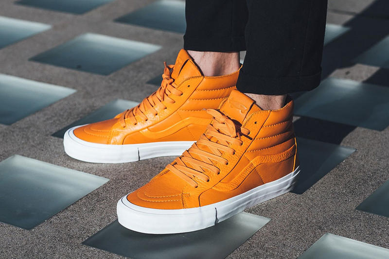 Vans Vault Stitch And Turn Pack Sk8-Hi Old Skool
