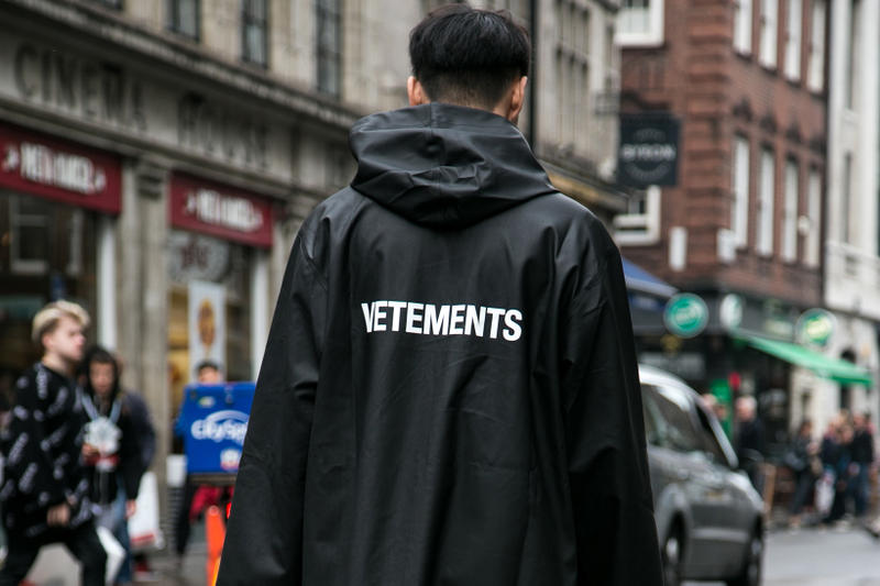Vetements Demna Gvasalia Hong Kong Pop-Up Temporary Store Announcement November 18 2017 Secret Location
