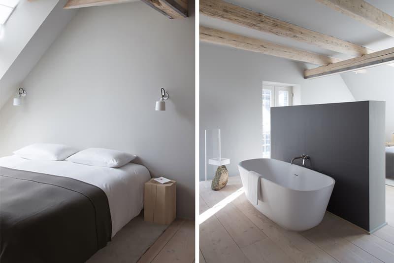 Vipp Hotels Copenhagen Sweden Loft Cabin