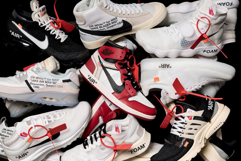 HYPEBEAST HAVEN Virgil Abloh Nike The Ten Giveaway Contest