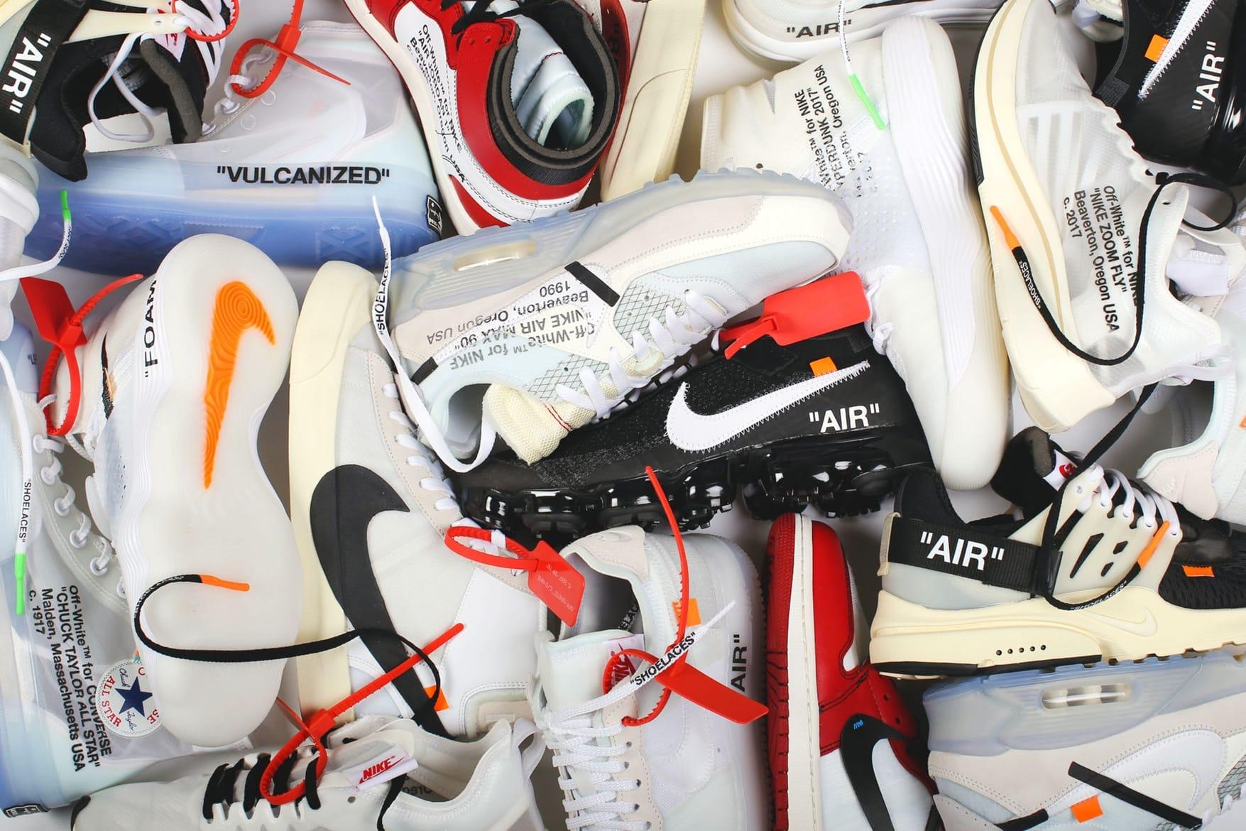 Virgil Abloh x Nike \