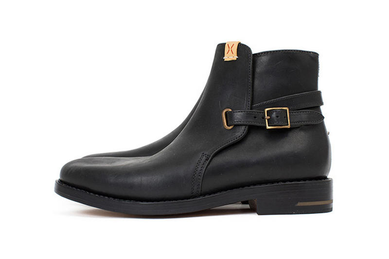 visvim Fall Winter 2017 Buckled Riding Boots Folk Brown Tan Black November Release Date Info