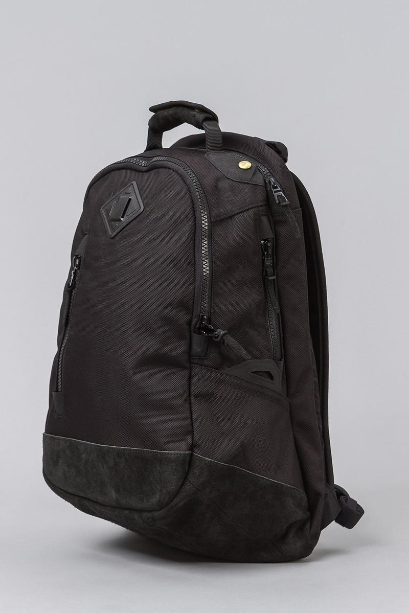 visvim Cordura Backpacks Black Brown Fall Winter 2017 Bags Accessories