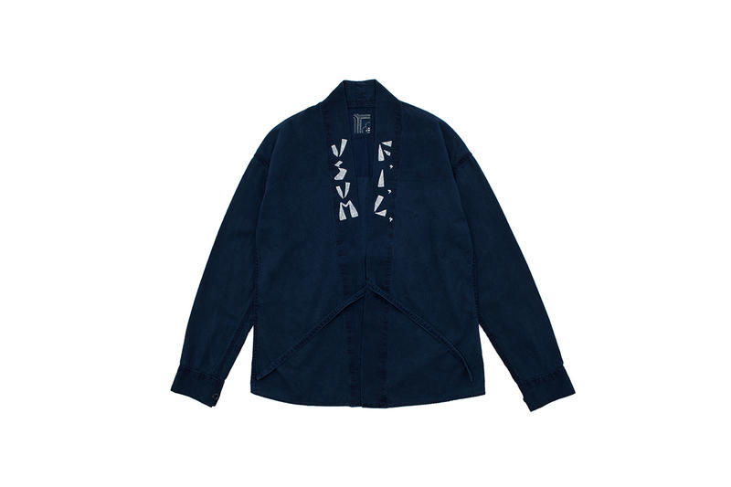 visvim Kerchief Down Jacket Kofu Lhamo Shirt Indigo Camping Trailer New York Pop-up
