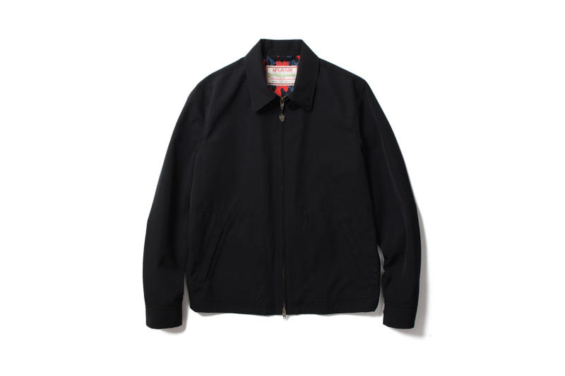 WACKO MARIA McGregor collaboration guilty parties japan outerwear Lanificio Luigi Zanieri leopard print jacket coat lining Paradise Tokyo 2017 November 11 release date drop info