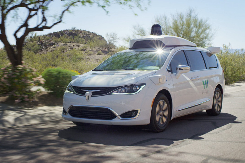 Google's Driverless Taxi Service Waymo Launches | HYPEBEAST