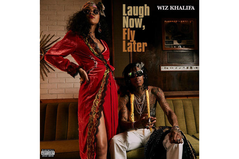Wiz Khalifa Laugh Now Fly Later Mixtape 2017 November 10 Release Date Info