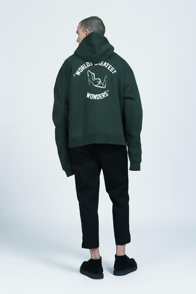 Wonders Fall Winter 2017 WE WANT MORE Lookbook Jacket Hoodie Trousers