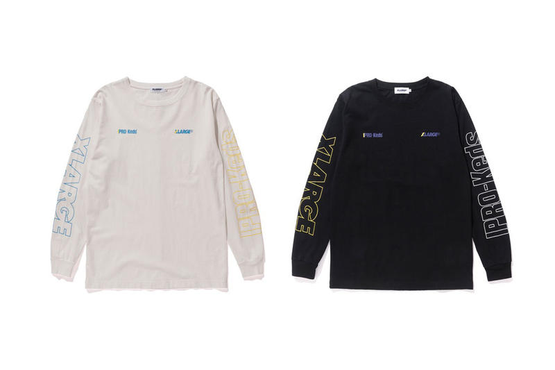 XLARGE Pro Keds Fall Winter 2017 Capsule Collection November 17 Release Date Info