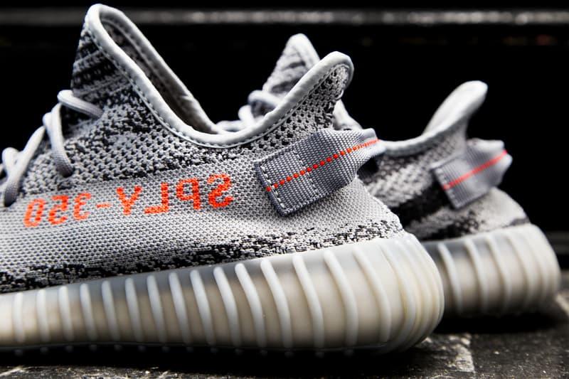 adidas Originals YEEZY BOOST 350 V2 Beluga 2 0 Closer Look Kanye West Release Date Info Drops November 25 2017