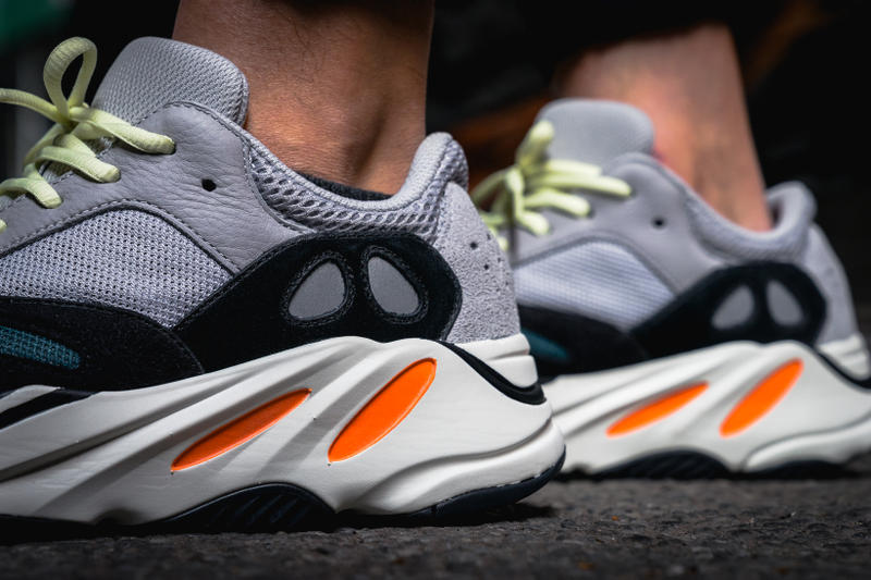 reputable site bc73f fdb3f adidas YEEZY BOOST 700 Wave Runner Closer Look | HYPEBEAST