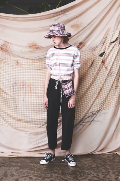 YSTRDY'S TMRRW 2018 Spring Summer Collection Japan Coverchord Nonnative Kazuya Sugano streetwear menswear fashion clothing jackets trousers denim jeans