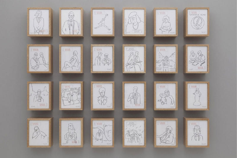 Yu Nagaba I DID Exhibition Artwork December 2017