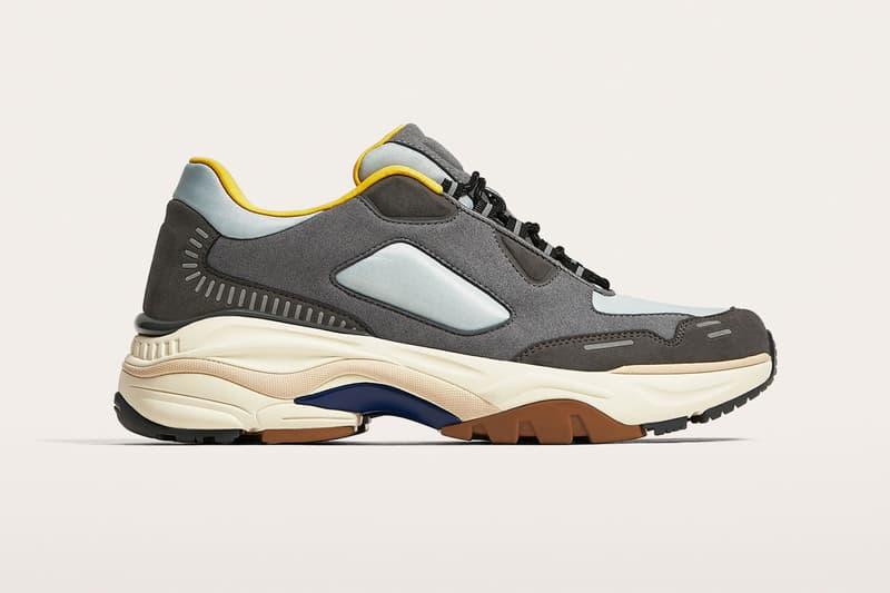 e40ee5254b837 Zara Balenciaga Triple-S Raf Simons adidas Ozweego Bunny Sneaker Ripoff