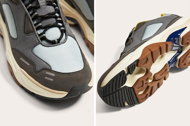 Zara Balenciaga Triple-S Raf Simons adidas Ozweego Bunny Sneaker Ripoff