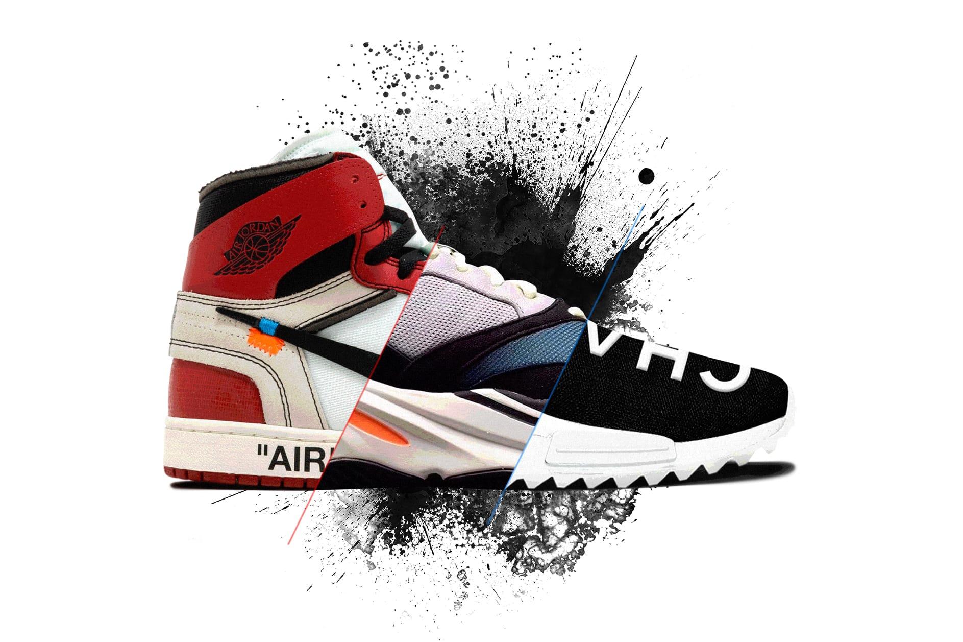 Top 10 Sneakers 2017