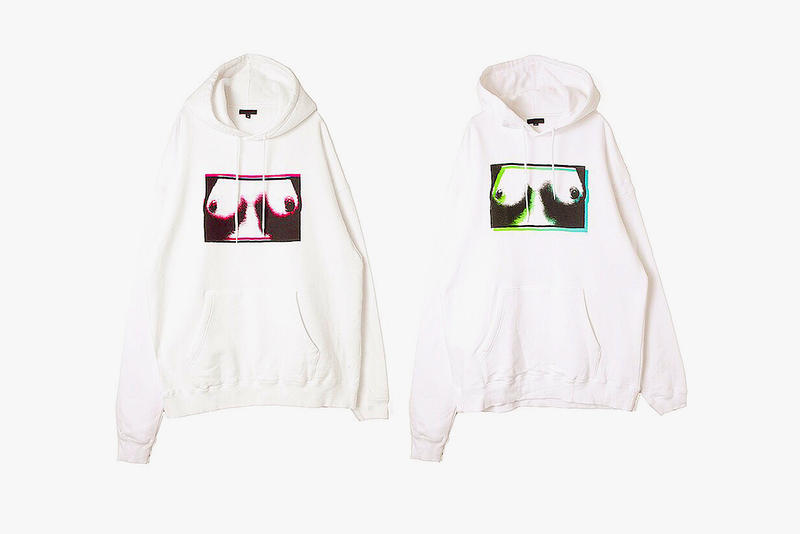 """99%IS Vivienne Westwood Malcom McLaren Seditionaries """"CHAOS"""" """"TITS"""" Collaboration Hoodie Punk Exclusive Limited Edition Comme des Garcons Trading Museum 2017 December 8 15 Release Date Drop"""