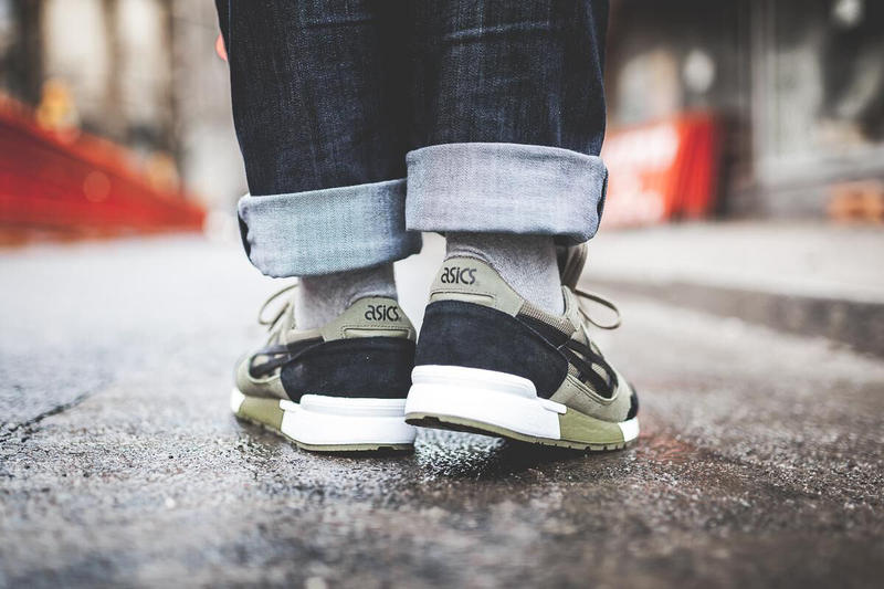 "Asics Drops GEL-Lyte in ""Black Aloe"" Sneaker Shoe Holiday Shopping Mens Kicks"