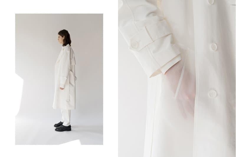 B SLASH B  Seoul Spring/Summer 2018 Collection Lookbook