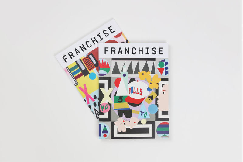 Franchise Magazine Releases Issue 4 Fourth Edition blog basketball culture diplo