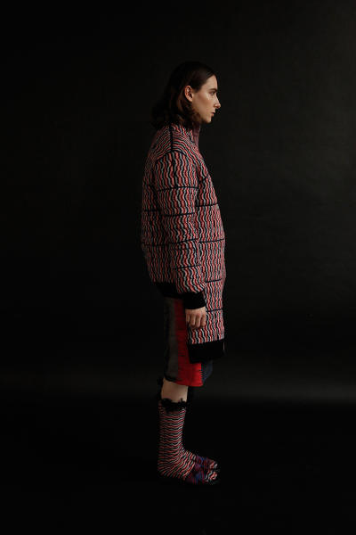 Goran Sidjimovski Fall/Winter 2017 Knitwear