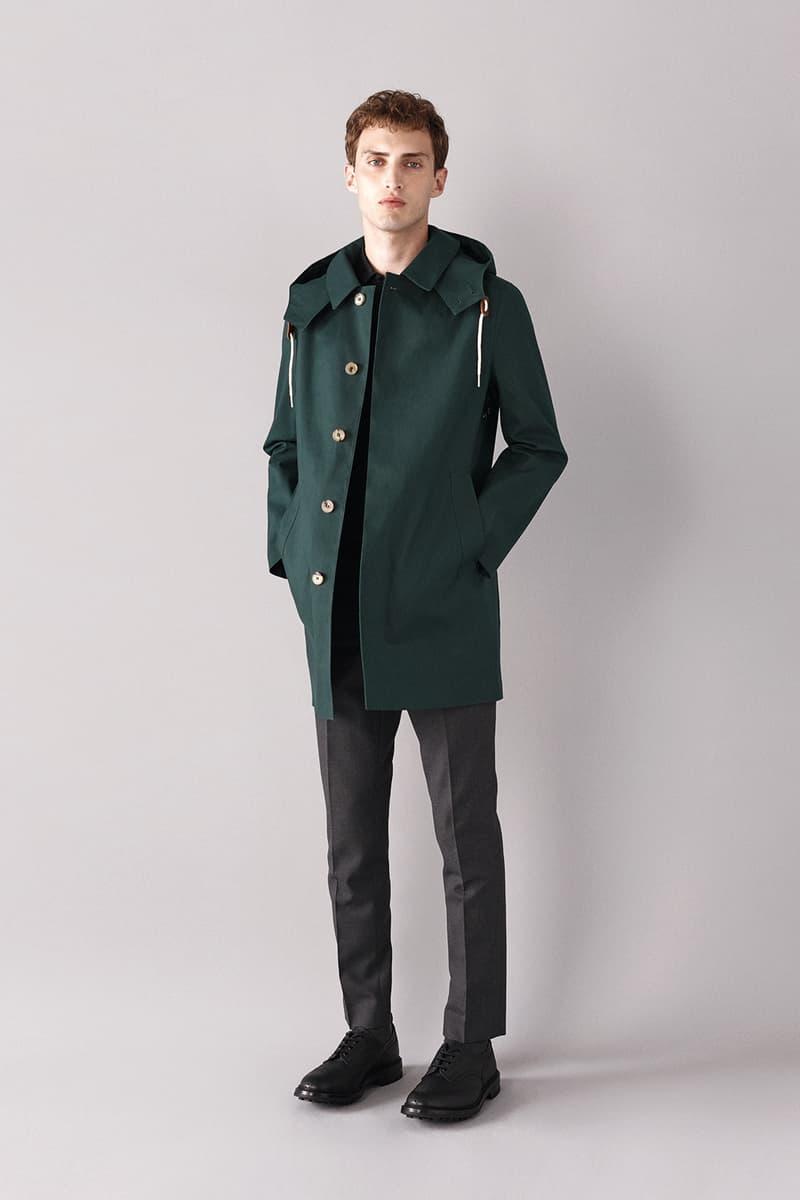 Mackintosh Spring/Summer 2018 Collection Lookbook Outerwear Maison Margiela