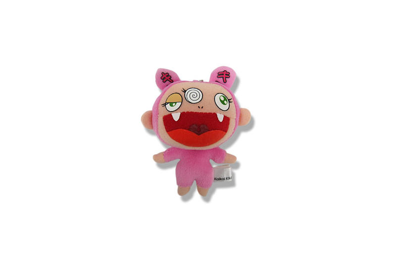 Murakami Exclusives For Billionaire Boys Club Plushes Toys BBC