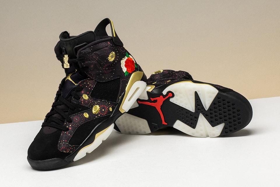 "3241ef1d140855 Nike Air Jordan 6 Retro ""Chinese New Year"""