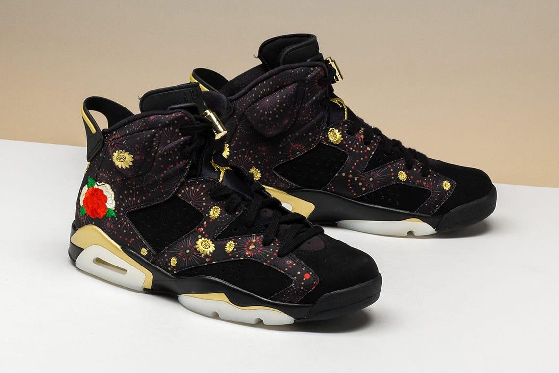 c1f936239508 Retro Jordans Floral Nike Lunar Epic Flyknit Black