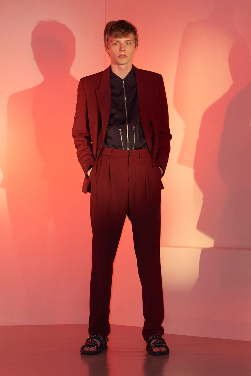 Stella McCartney Menswear 2018 Spring Summer Collection Lookbook Tropical