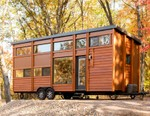 ESCAPE Unveils Tiny Home Village in Canoe Bay