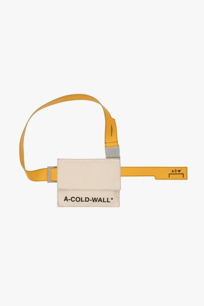 A COLD WALL Canvas Studio Apron Utility Bag 2017 Fall Winter December 18 Release Date Info