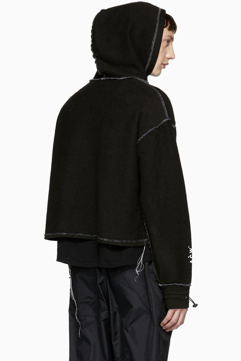A-COLD-WALL* SSENSE Exclusive Collection Capsule Fall Winter 2017 Samuel Ross