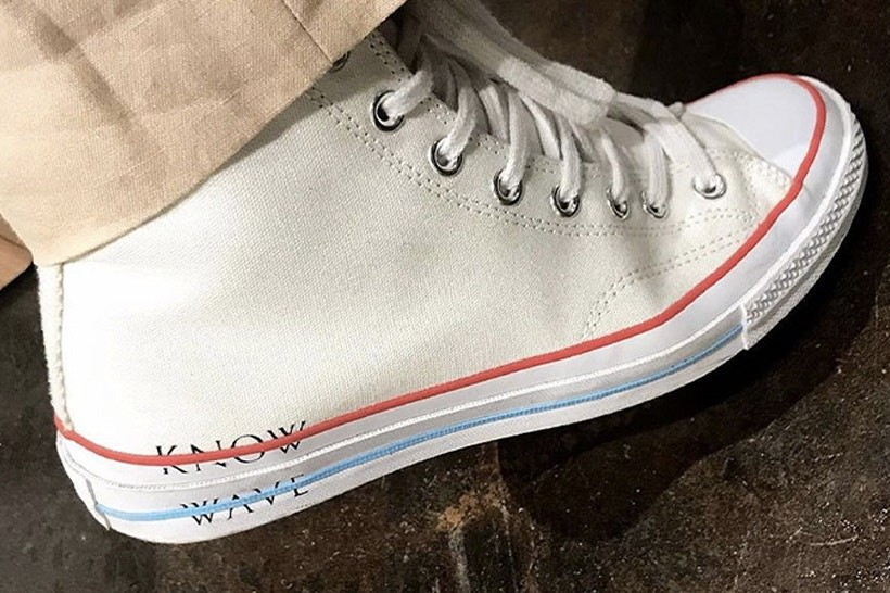 Know Wave x Converse Chuck Taylor First