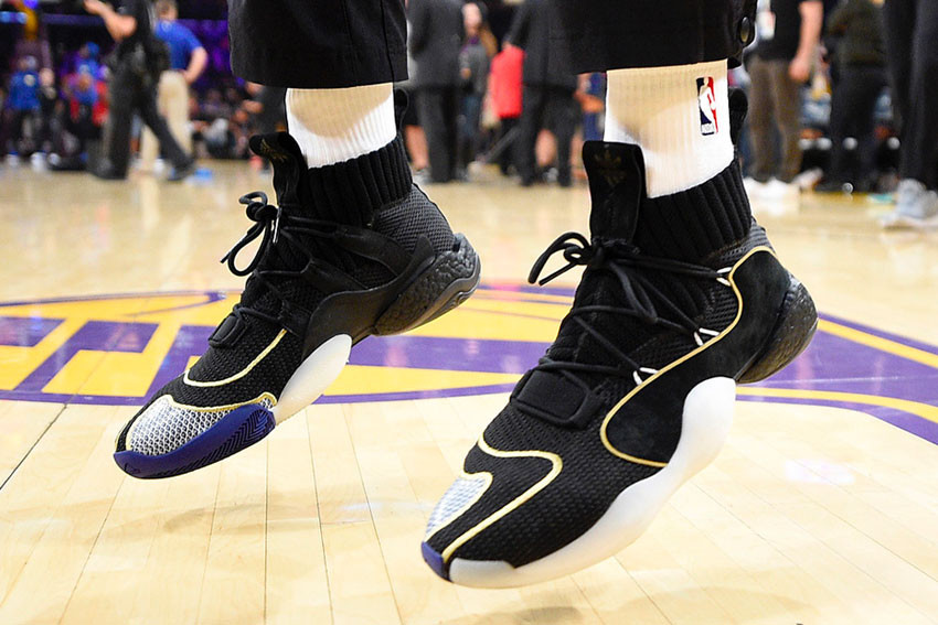 adidas Crazy BYW LVL 1 BOOST First Look