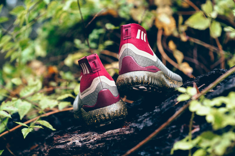 adidas AlphaBounce Zip Collegiate Burgundy December 2017 Release