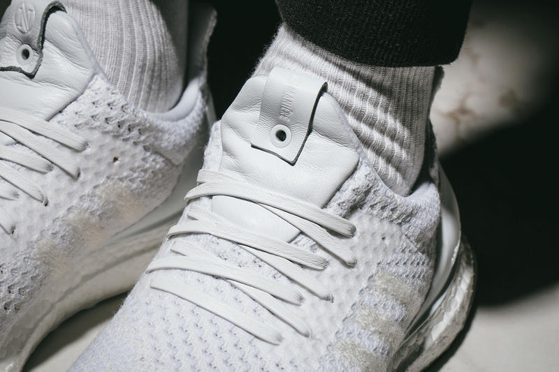 adidas Consortium Sneaker Exchange INVINCIBLE A Ma Maniere On Feet UltraBOOST Ultra BOOST NMD